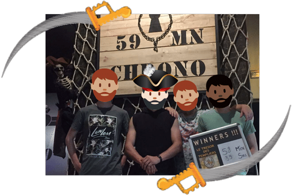 59mn Chrono Live Escape Game, Toulon
